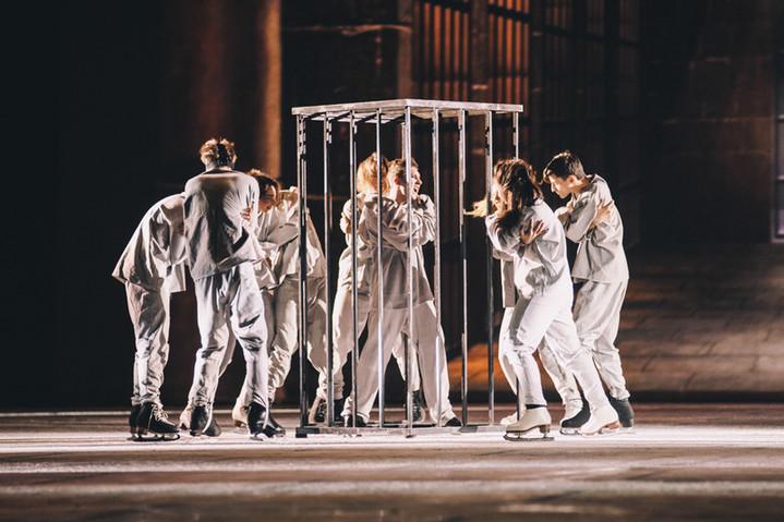 В Москве и Петербурге покажут ледовый мюзикл «Дракула»